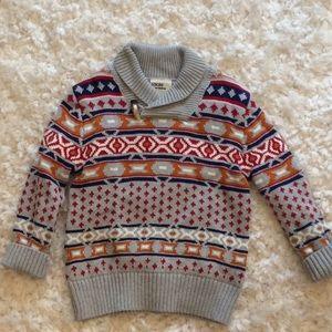 Boys Oshkosh Sweater.